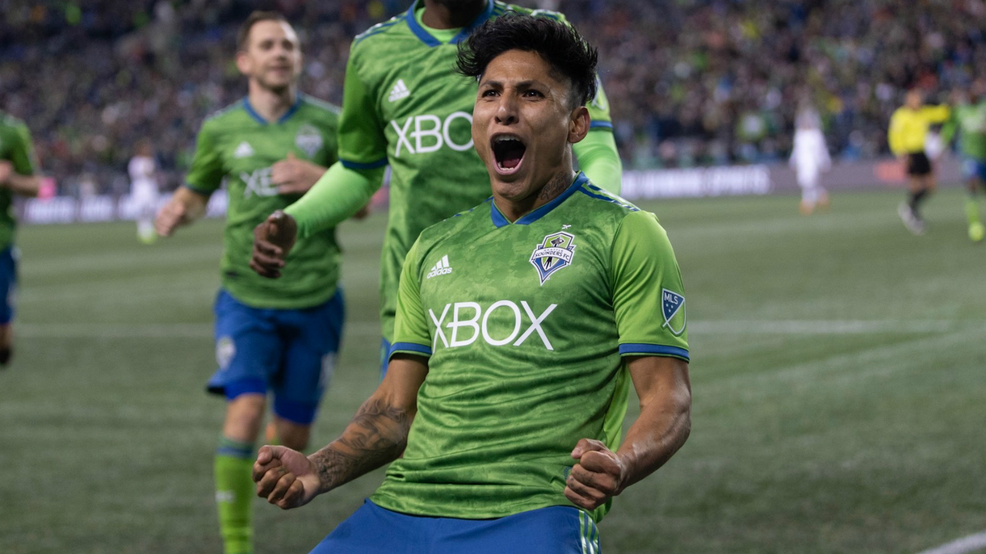 Raul Ruidiaz MLS Seattle Sounders 12042018
