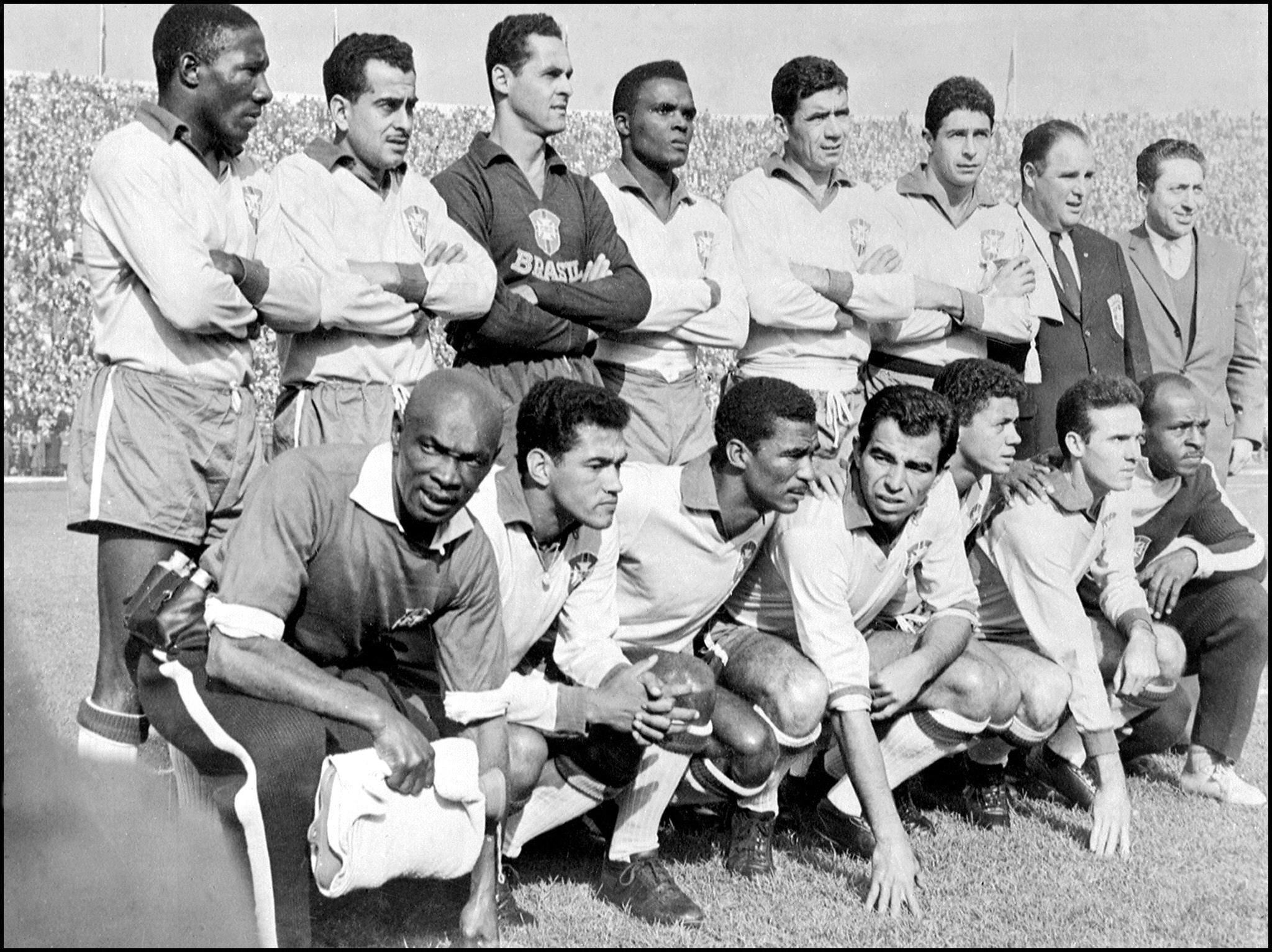 Seleção brasileira | Brasil | 1962