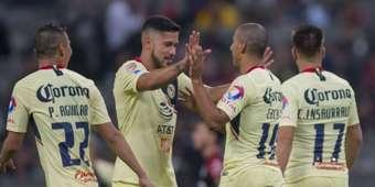 América Festejo Clausura 2019
