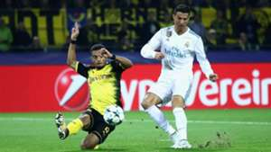 Cristiano Ronaldo Borussia Dortmund Real Madrid UCL 26092017