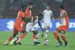 NorthEast United v FC Goa; Bartholomew Ogbeche