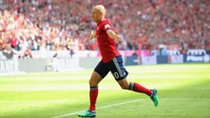 Arjen Robben, Bayern Munchen, Bundesliga 09152018