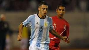 Milton Valenzuela Argentine U-20