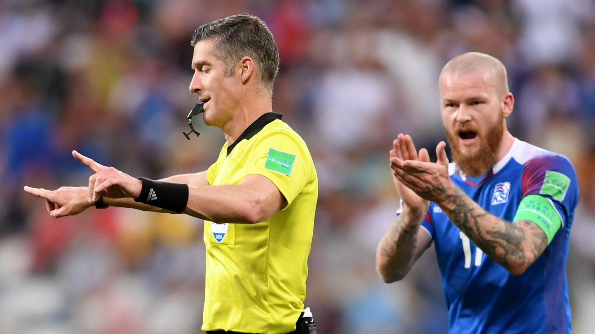 Matthew Conger Iceland Nigeria World Cup 2018