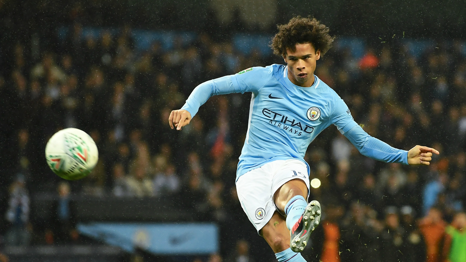 Leroy Sane Man City Wolves