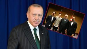 GFX Erdogan Foto Özil Gündogan