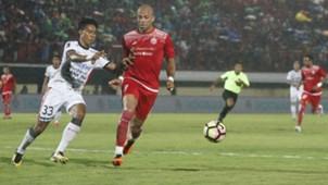 Ivan Carlos - Persija Jakarta & I Made Andhika Wijaya - Bali United