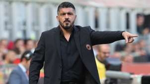 Gattuso Milan Chievo