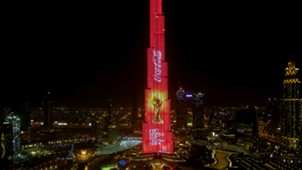 burj khalifa Coca Cola 21022018