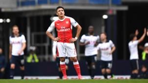 Alexis Sanchez Tottenham Arsenal Premier League