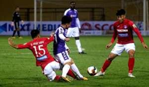 Nguyen Quang Hai Ha Noi vs Than Quang Ninh V.League 2019