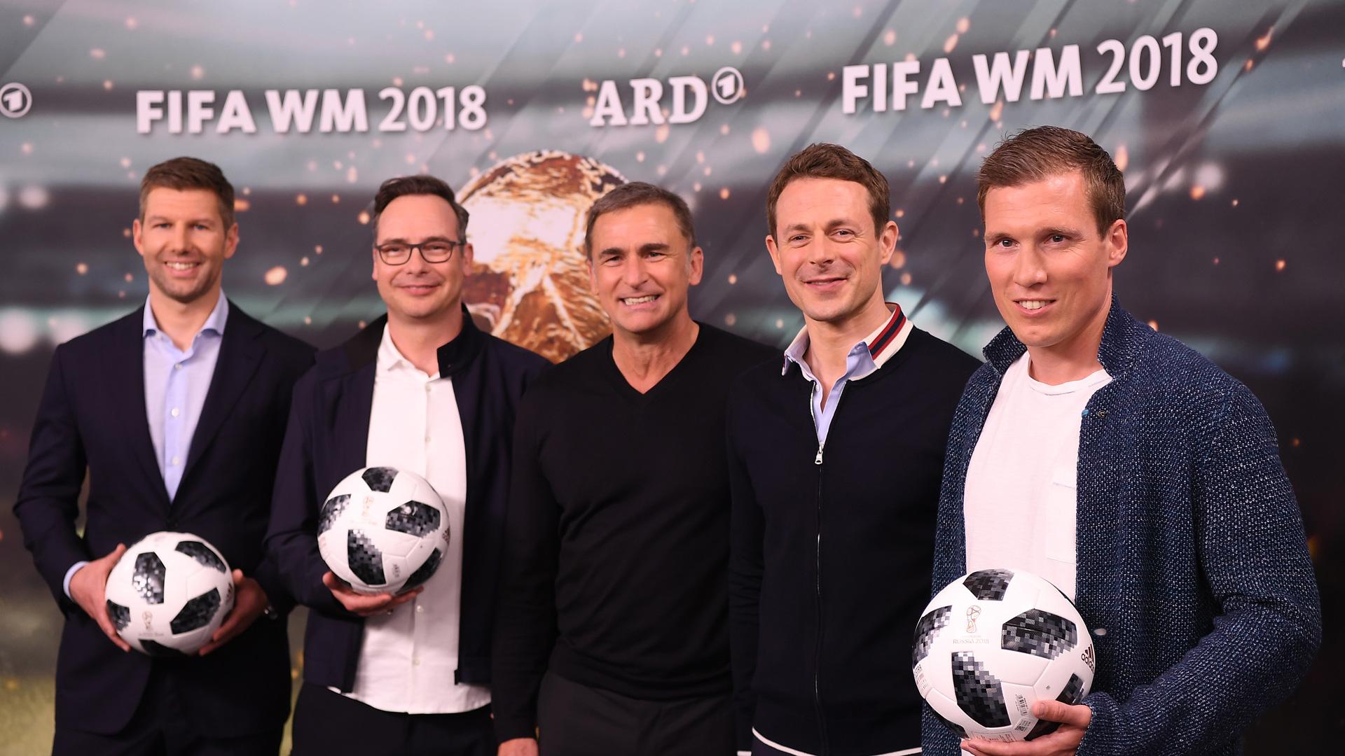ARD TV WM 2018