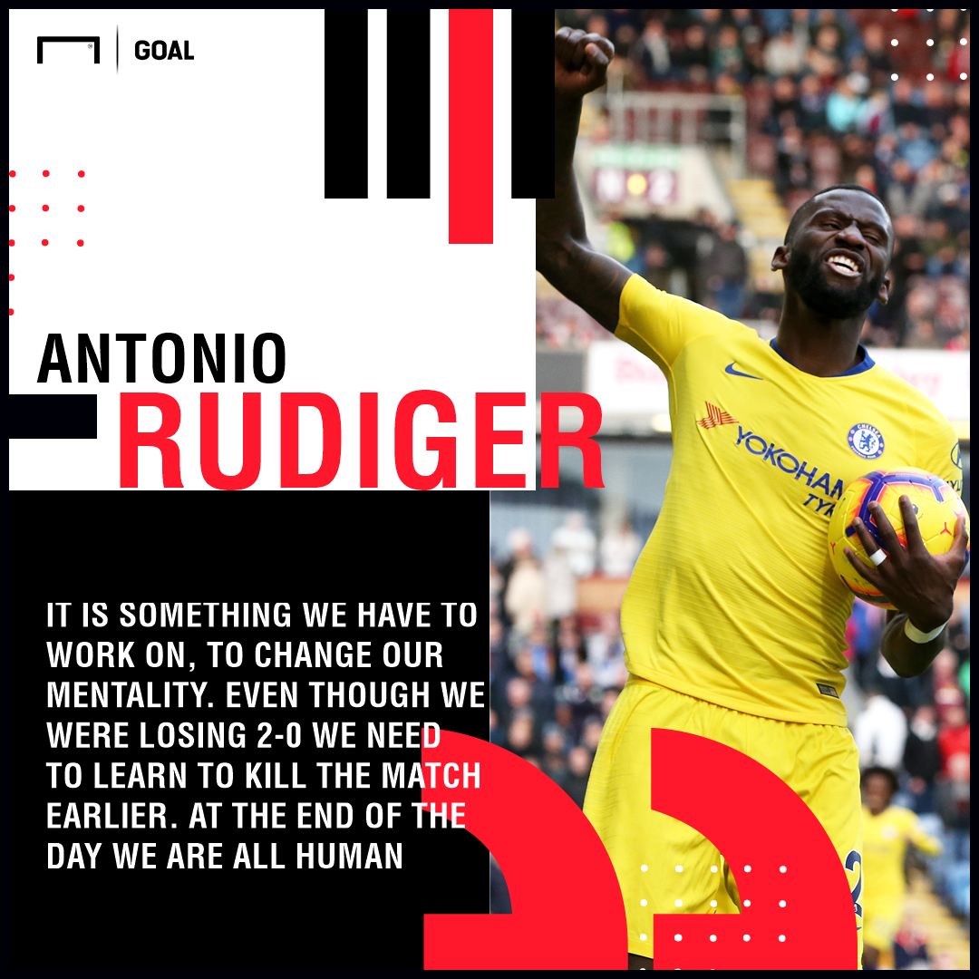 Antonio Rudiger quote GFX