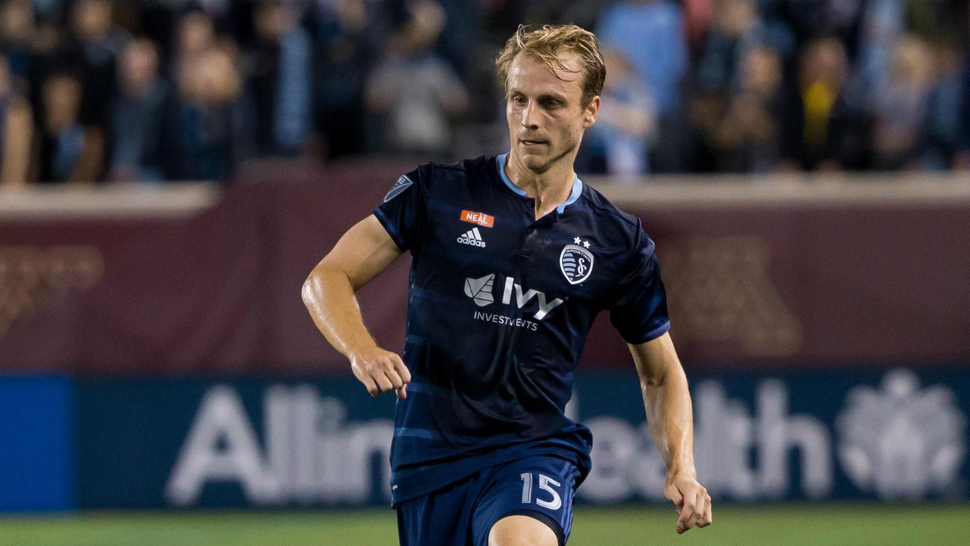 Seth Sinovic MLS Sporting KC 10072017