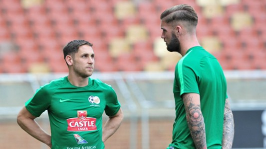 SuperSport United, Dean Furman & Bafaba Bafana, Lars Veldwijk