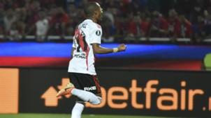 gol De la Cruz Cerro Porteño River Plate Copa Libertadores 29082019