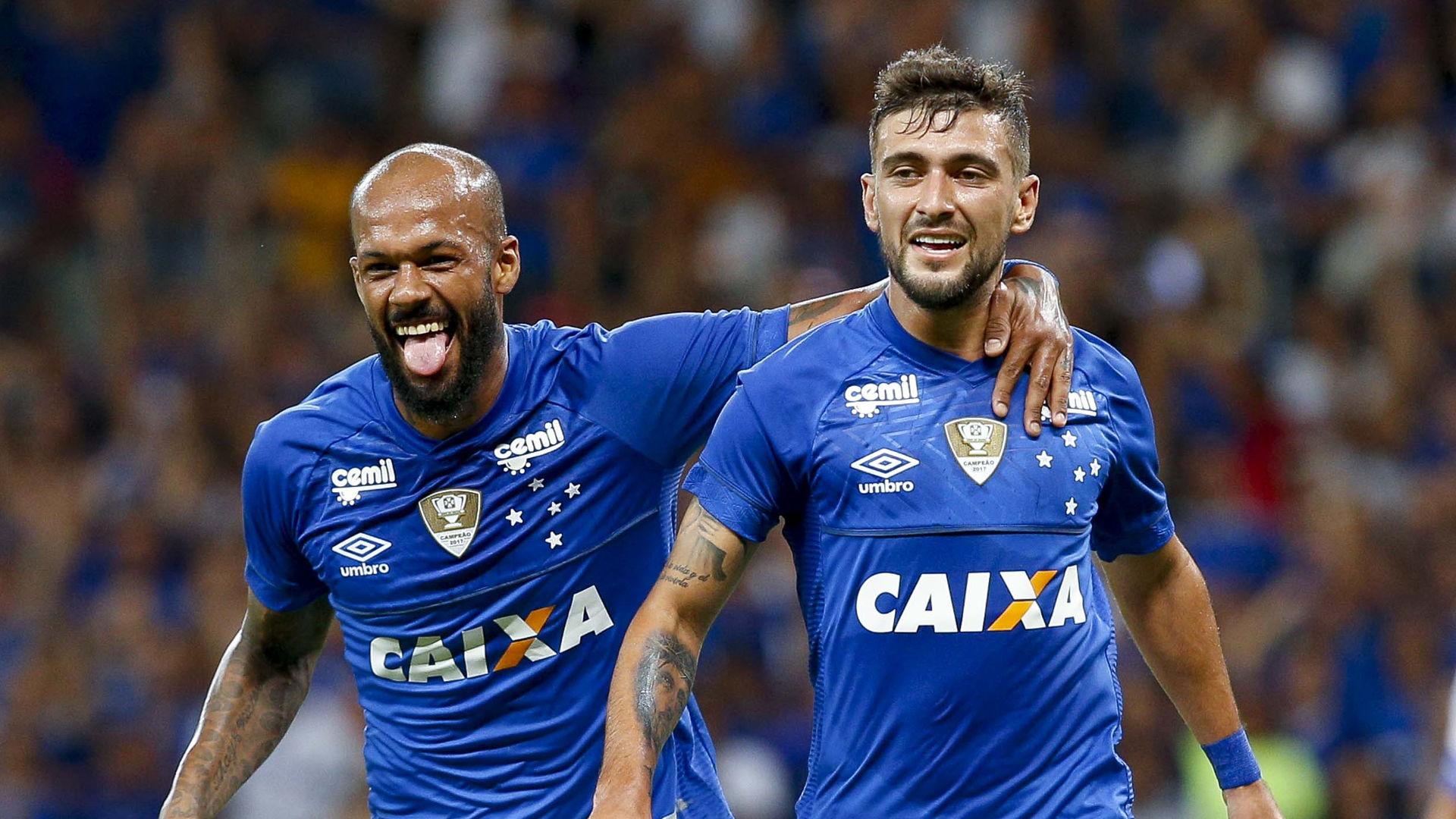 De Arrascaeta Bruno Silva Cruzeiro URT Mineiro 07032018