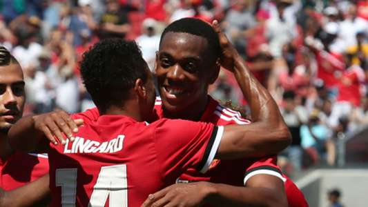 Anthony Martial Manchester United