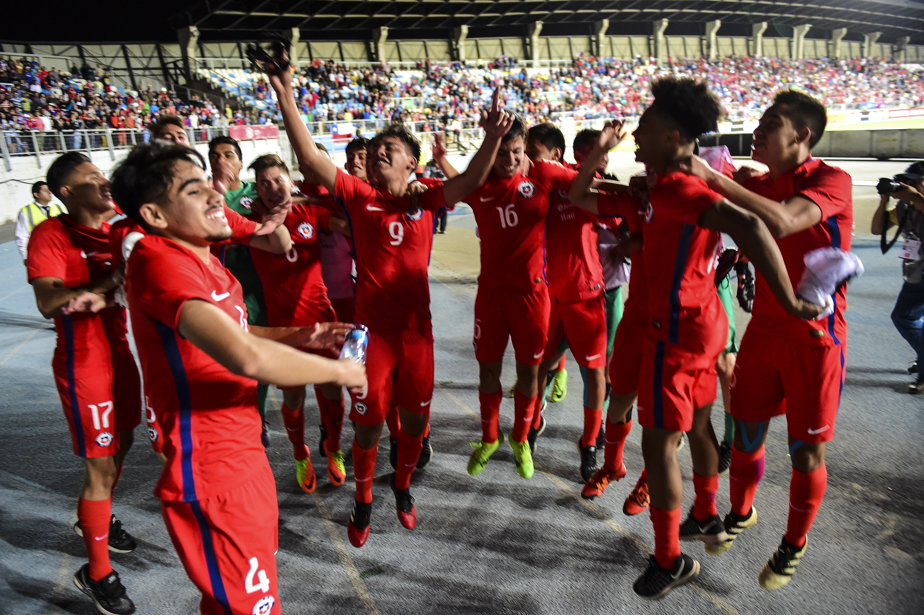 Chile U17 2017 South American Under-17 Football Championship