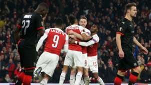 Arsenal Rennes UEFA Europa League 14032019