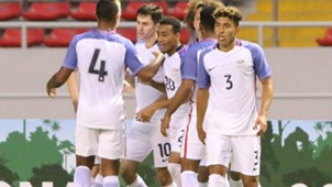 USA Under 20 CONCACAF Haiti 02212017