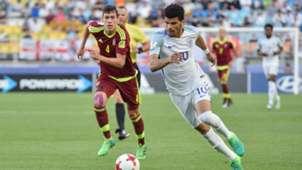 Dominic Solanke Venezuela England U20