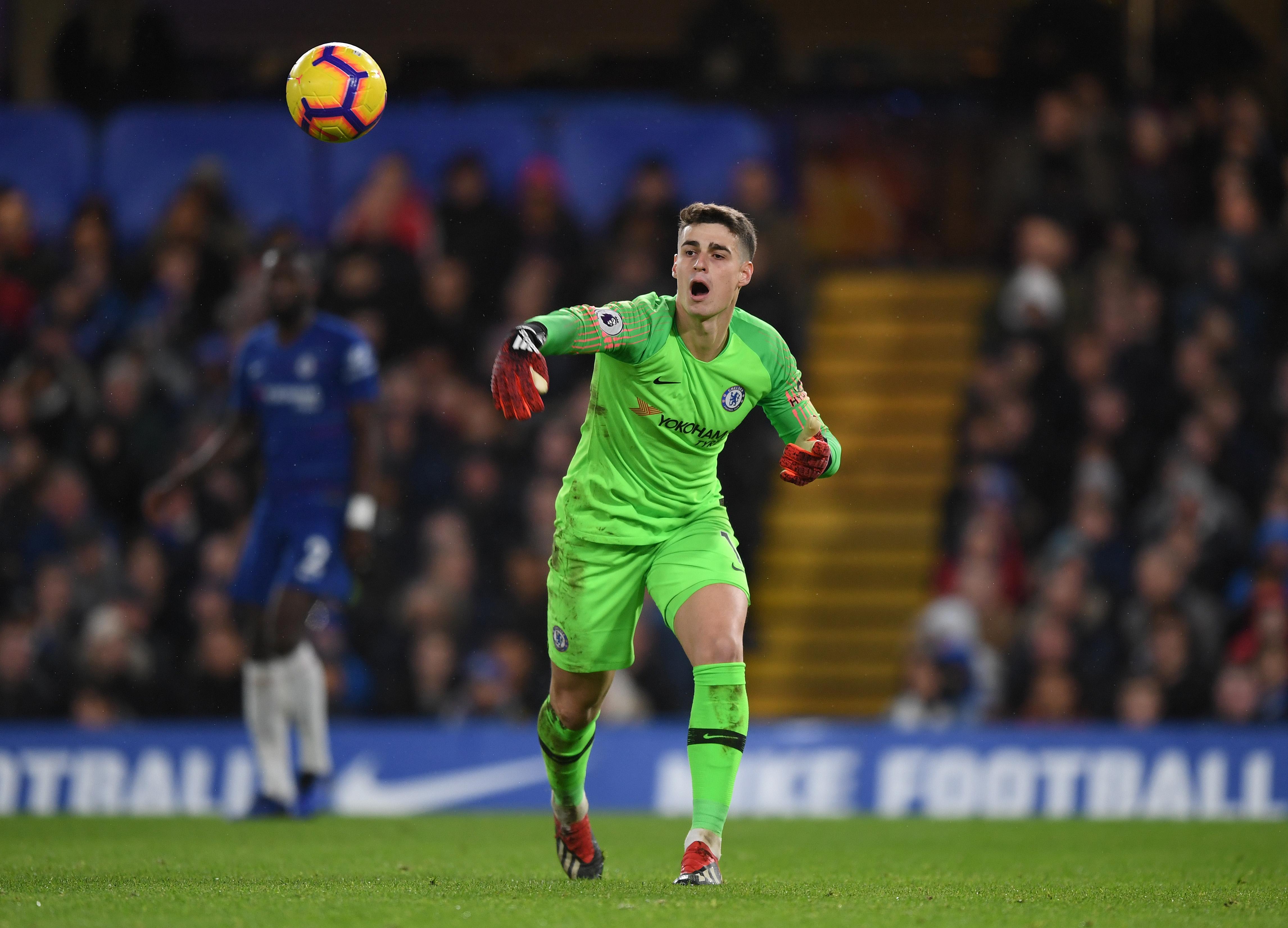 Kepa Arrizabalaga - Chelsea 2018