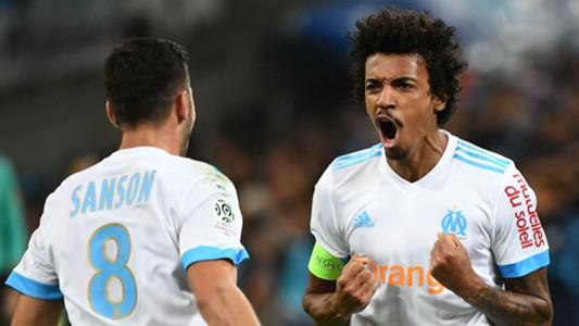 Luiz Gustavo Marseille Caen Ligue 1 05112017