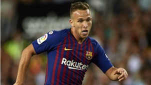 Arthur Barcelona Valencia Ligue 1 07102018
