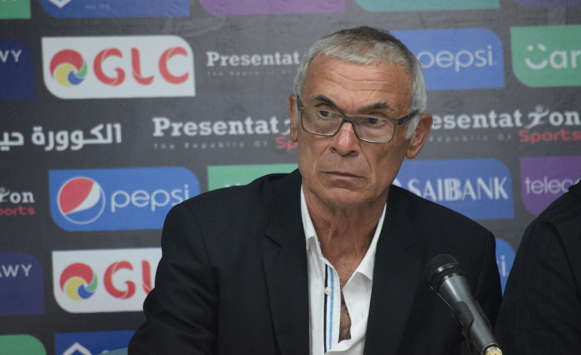 Hector Cuper egypt