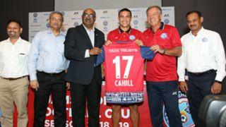 Tim Cahill Cesar Ferrando Jamshedpur FC