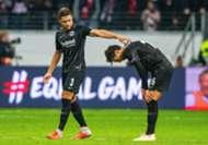 ONLY GERMANY Lucas Torro Eintracht Frankfurt Lazio Rom