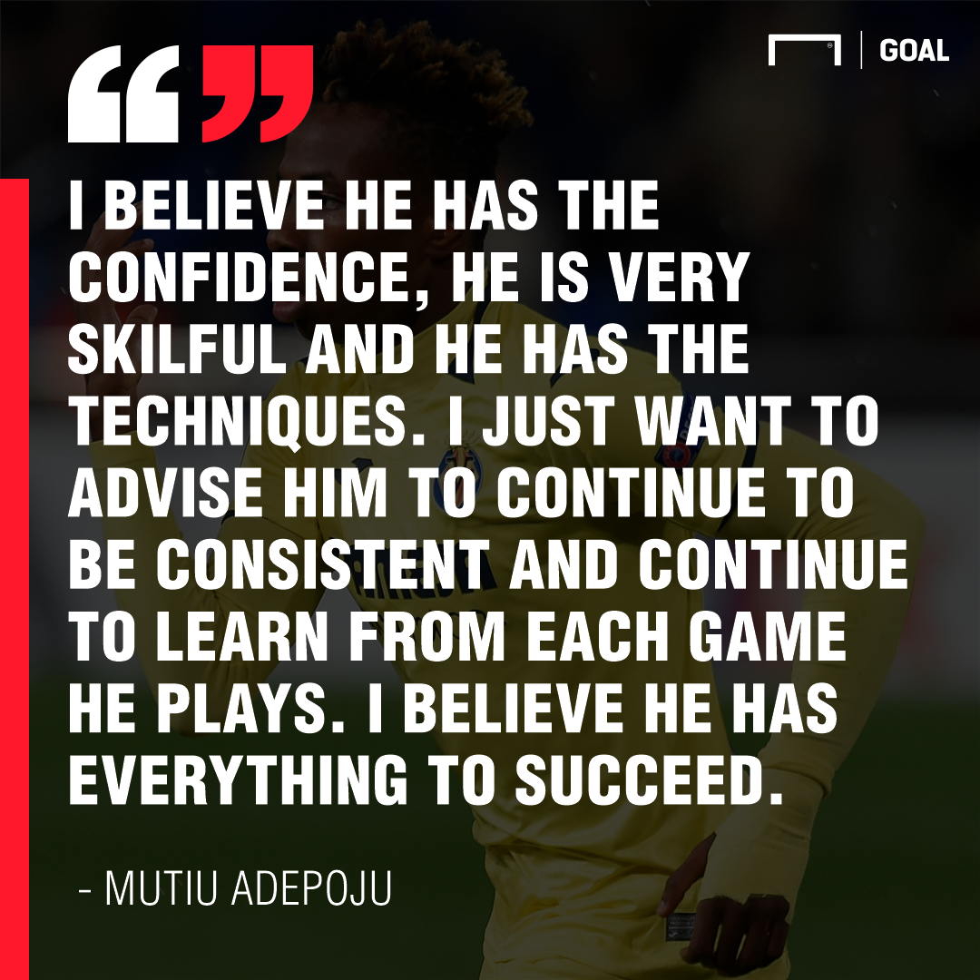 Chukwueze quote PS