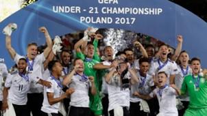 Saul, Max Meyer, & Tim Terbaik Euro U-21 2017