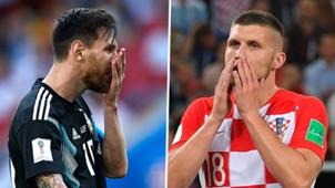 Lionel Messi, Ante Rebic