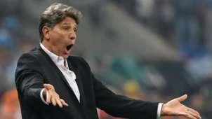 Renato Gaucho Gremio Lanus Copa Libertadores 22112017