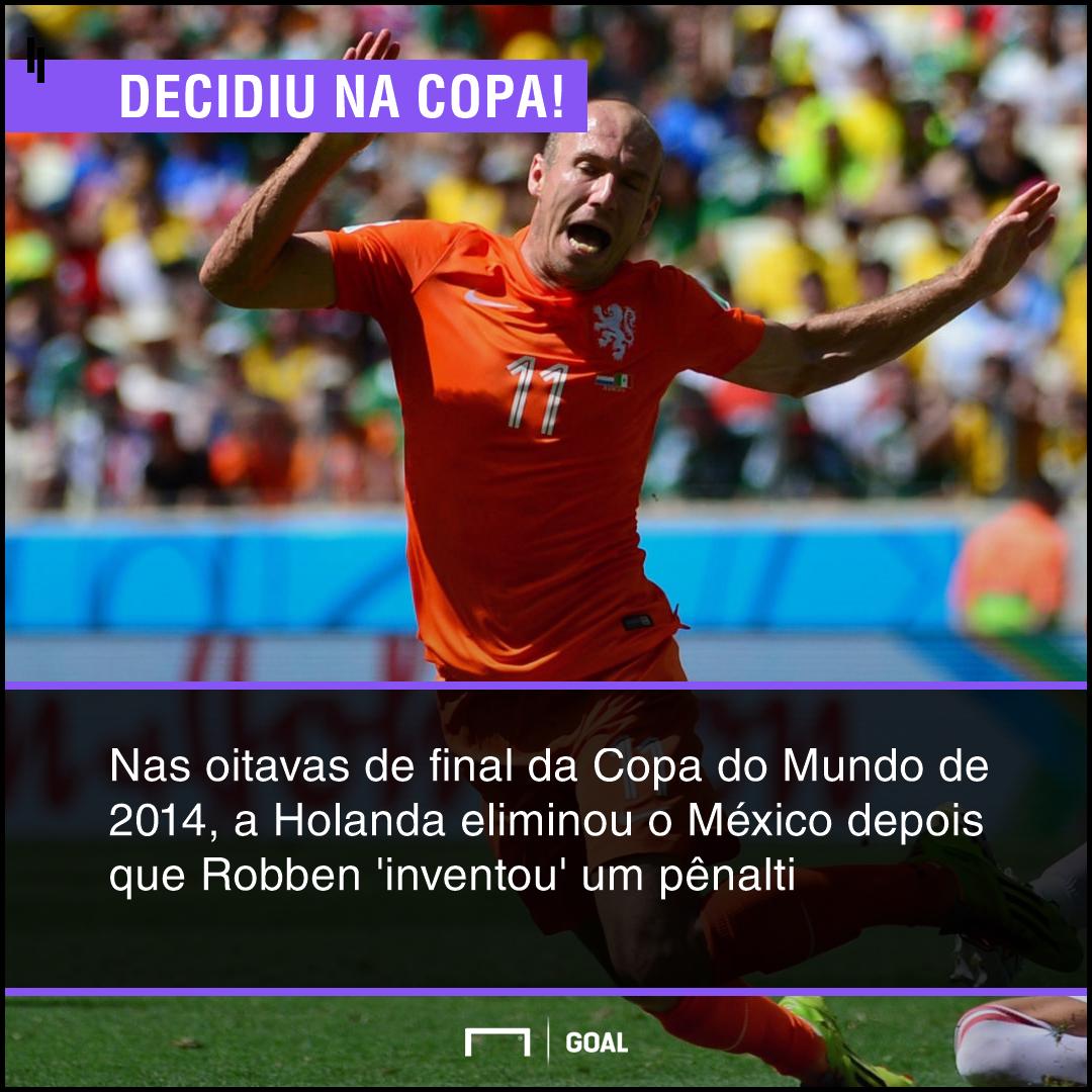 GFX Robben Holanda