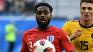 Danny Rose England 2018