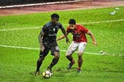 Akanni Sunday Wasiu, Terengganu FC II, Fitri Za'aim Amran, UKM, Challenge Cup, 08102018