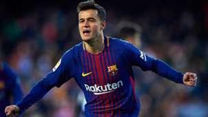 Phillipe Coutinho Barcelona 08022018
