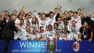 Milan Champions League 2007
