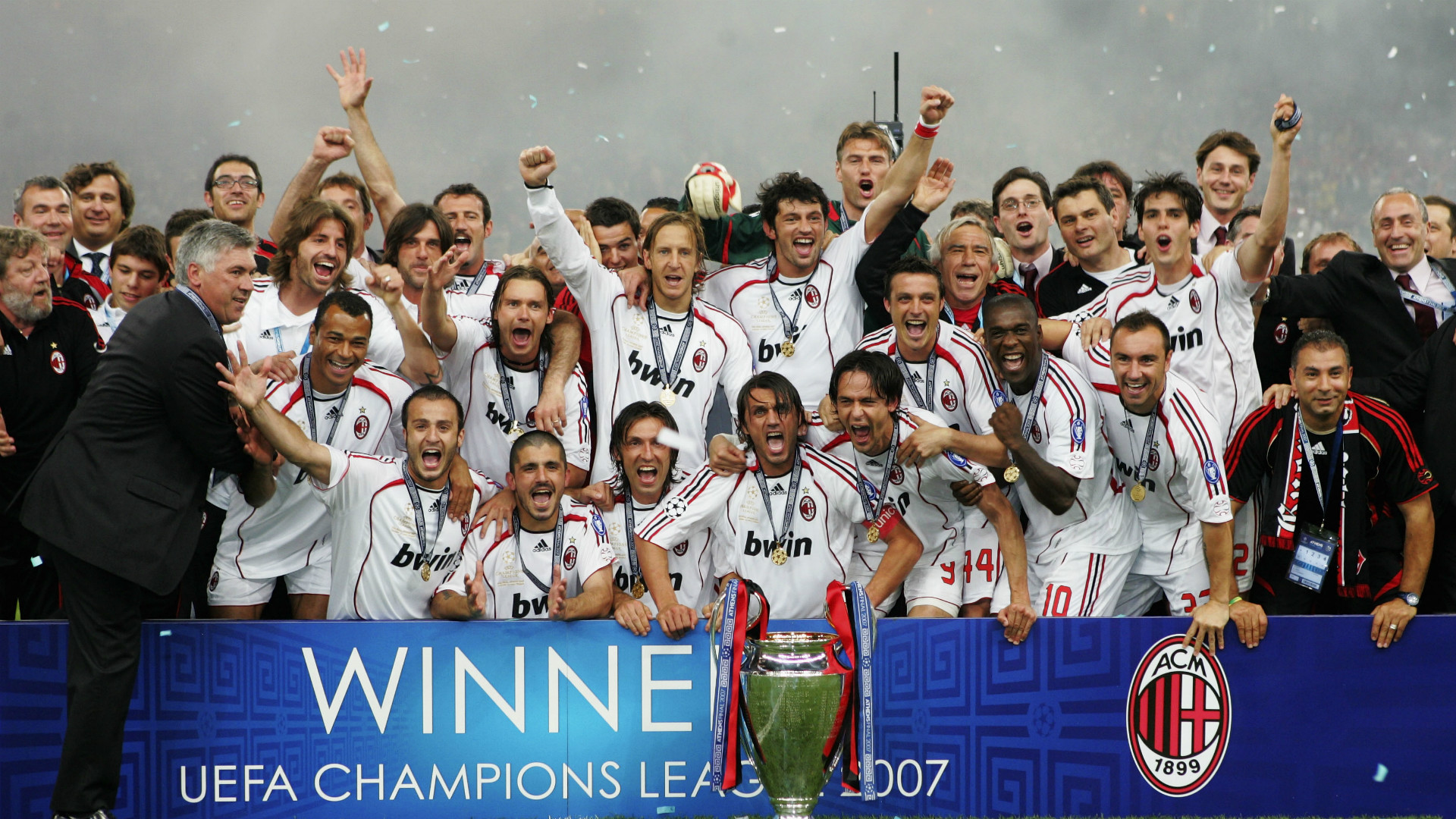 Milan Champions League 2007