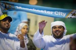 Manchester City Fanzone UAE