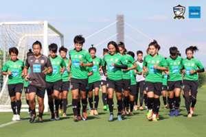ฟุตบอลหญิงทีมชาติไทย ซีเกมส์