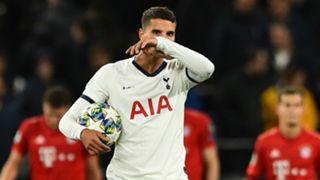 Erik Lamela Tottenham 2019-20