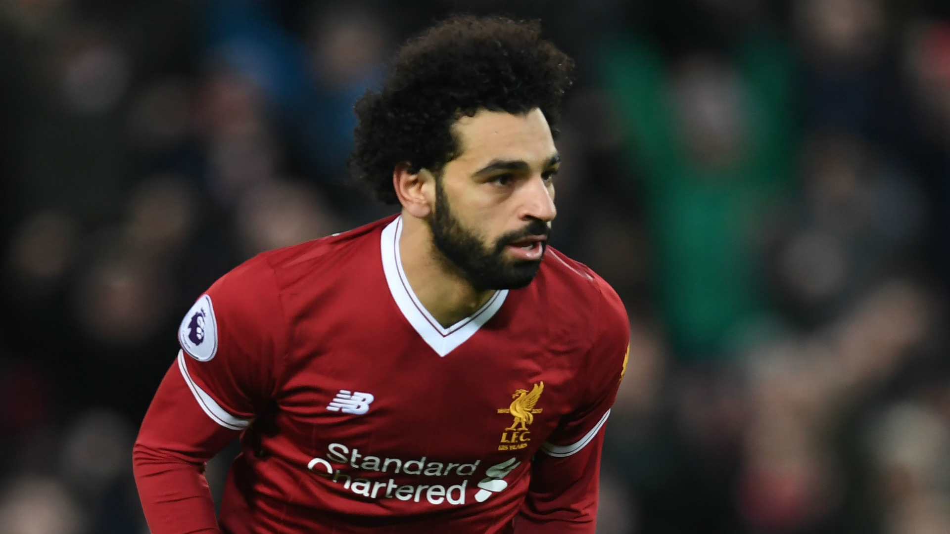 Mohamed Salah named 2017 Caf African Player of the Year ...