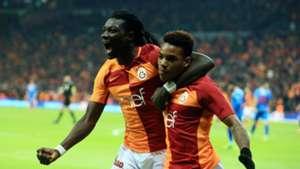 Bafetimbi Gomis Garry Rodrigues Galatasaray Goztepe 12242017