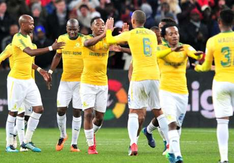 Sundowns travel to Togo, Wydad look to move clear at the top