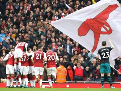 Arsenal Premier League 2018