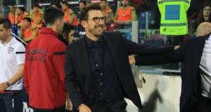 Eusebio Di Francesco Cagliari Roma Serie A